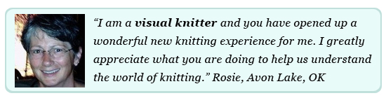 Testimonial for Knitting Superstar